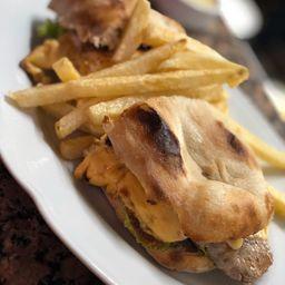 Sándwich de Lomito M. Bleu