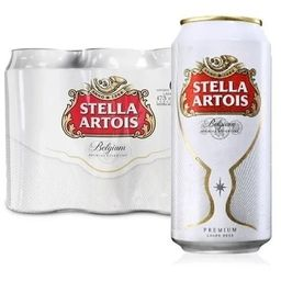 Six Pack Stella Artois 500 ml