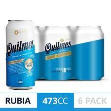 Quilmes 473ml Six Pack