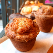 Muffin de Frutos Rojos