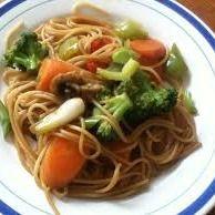 Tallarín Vegetariano (compartir)