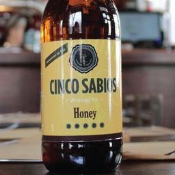 Cinco Sabios Honey 1 l