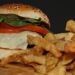 Combo Burger House Classic