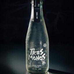 Gin Tónic Tres Monos 200 ml
