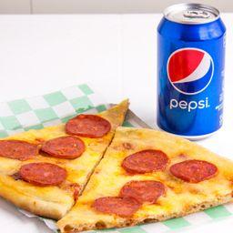 Combo Slices de Pizza x 2