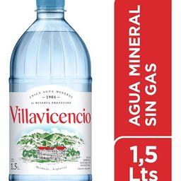 VIllavicencio Sin Gas 1,5 l
