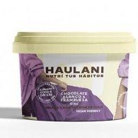 Helado Haulani Chocolate Blanco & Frambuesa X 120cc