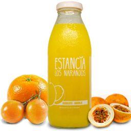 Jugo de maracuyá y naranja 500 ml