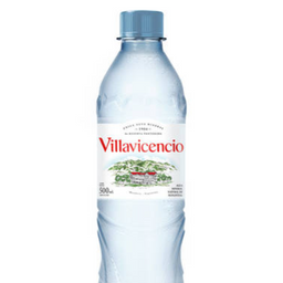 Agua Villavicencio sin Gas 500 ML