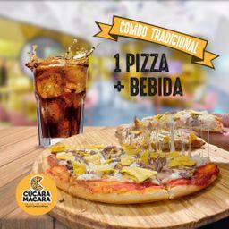 Combo Pizza Tradicional