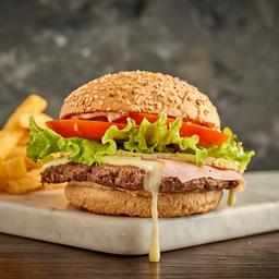 Burger Argentina Super