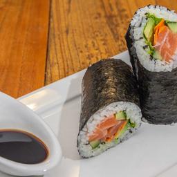 Gran Roll: Salmon New York