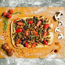 Pizza Rústica de Autor Carioca Xl