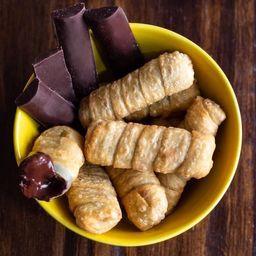 Tequeños de Chocolate