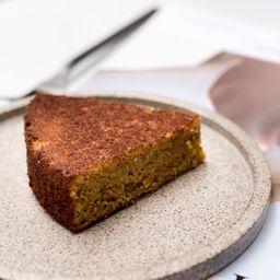 Torta de Naranja & Almendras
