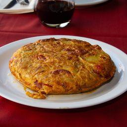 Tortilla de Papas a la Española