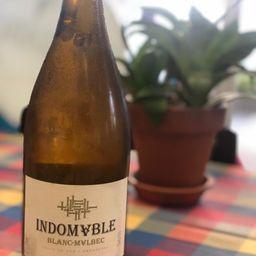 Indomable Blanc de Malbec 750 ml