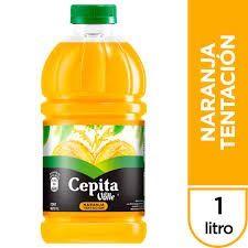 Cepita Naranja 1l Botella