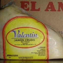 J Crudo Valentín 1/4 kg
