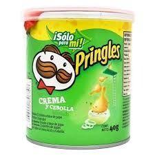 Pringles Cebolla 40g