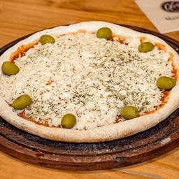 Pizza Muzzarella Vegana