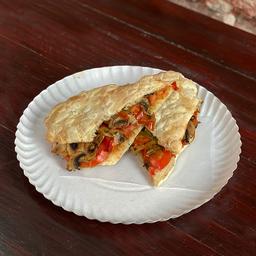 Pizza Sándwich Manhattan