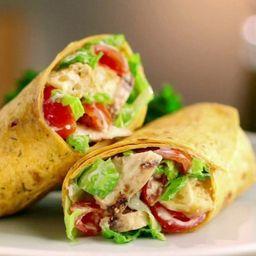 Burrito de Pollo a la Parrilla