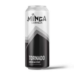 Minga Tornado Stout Negra 473 ml