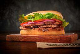 Sándwich de Bife en Pedacitos