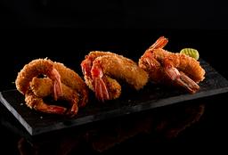 Breadcrumbs Shrimps x 8