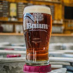 Cerveza Artesanal Baum Scottish