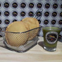 Combo 2 Pastelitos & Salsa