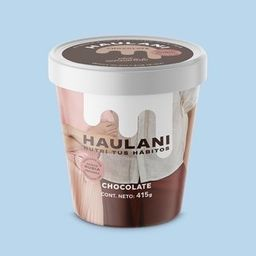 Helado Chocolate Haulani 415ml
