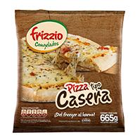 Pizza Tipo Casera