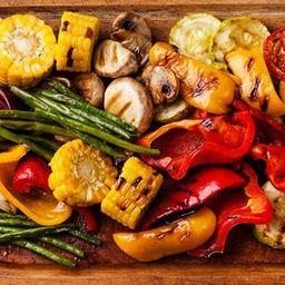 Parrilllada de Vegetales para Compartir