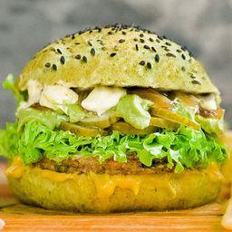 Green Amazonas Burger