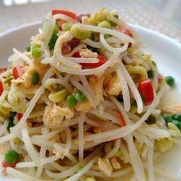 Chop Suey con Pollo