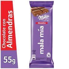 Milka Almendras 55 G