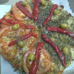 Pizza Fugazzeta & Napo