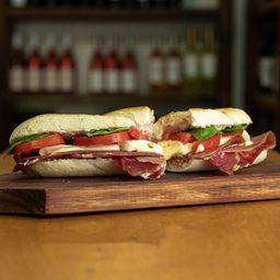 Sándwich Prosciutto
