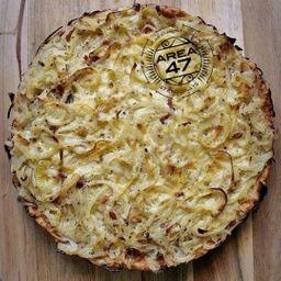 Pizza de Roquefort & Cebolla