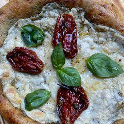 Pizza Vegan Sweet Fugazzetta