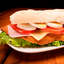 Sándwich de Milanesa Mr. Bond