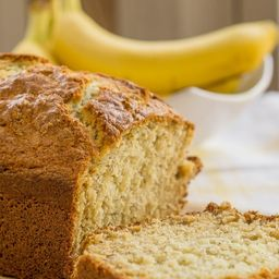 Budín de Banana
