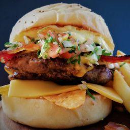Chicana Burger
