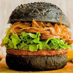 Black Notco Burger