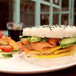 Sr Miyagi Burger & Ensalada