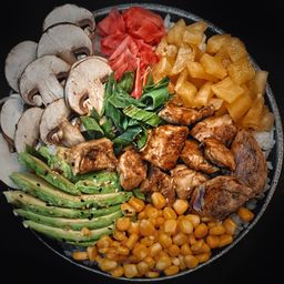 Chewbacca Salad