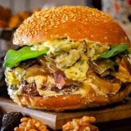 Burger Montmartre