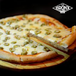 Pizza Green Olive Standard